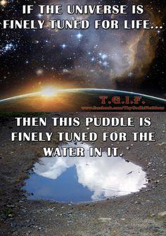 One of my original memes. Like us at www.facebook.com/ThyGodIsFictitious. -Kipp Swanson