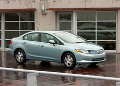 2012 Honda Civic Hybrid - Newer One, Costs $ 856 a year in Gas.