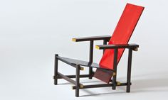 """Vitra Design Museum, Weil am Rhein From 17 May to 16 September 2012, the Vitra Design Museum presents """"Gerrit Rietveld – The Revolution of Space""""."""