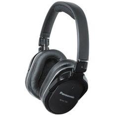 Get Panasonic RP-HC720 Noise Canceling Headphone (Black) at $119.99 (save $130.00) at SIG Electronics #accessories #sale #nearbysale #panasonic #SIGelectronics #RichmondHill #ontario
