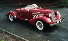 Auburn Boattail Speedster...one of my all time favorites