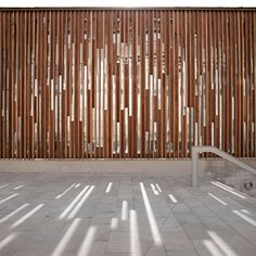 M57 Public Library | Javier Callejas Architecture Photography