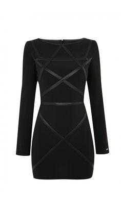 House of Dereon Pentagram Dress #style #fashion #inspiration