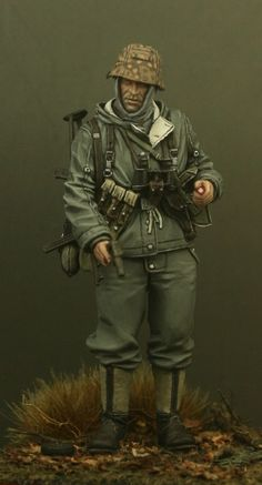 German SS Grenadier Eastern Front 1942-43