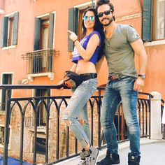 Las fotos que revelan que Livia Brito y José Ron son más que amigos...