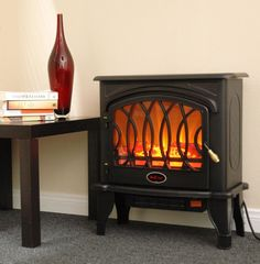 Portable Electric Fireplace Stove