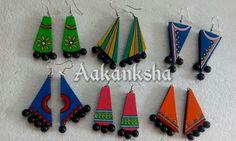 Aakanksha terracotta jewelry