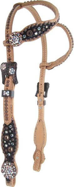 One-ear-headstall.. i love this!!!