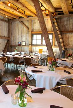 The Loft Restaurant, Zionsville, IN made the list of 10 Prettiest Places to Have Brunch in the U.S. Great date night idea!