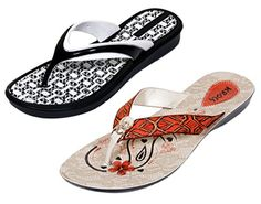 Krocs Super Comfortable Flip flop For Women Pack of 2 Pairs >>> You can find out more details at the link of the image.(This is an Amazon affiliate link)