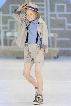 CIFF Kids Collection at Copenhagen Fashion Week Spring/Summer 2013.