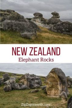 Heritage Trail Elephant Rocks New Zealand -- #newzealand | New Zealand Travel Guide | Things to do in New Zealand South Island | New Zealand photography | New Zealand Road Trip | New Zealand scenery | New Zealand travel tips | New Zealand itinerary | #Travel | Travel Inspiration | Scenery & Wanderlust | Best Travel destinations
