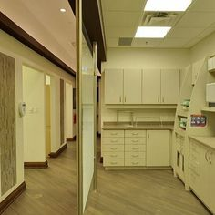 #Hallway and #sterilizationroom at Dr. Gold's Source Dental #Oshawa #Ontario
