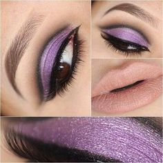 What a gorgeous look for the Brown eyed girl!