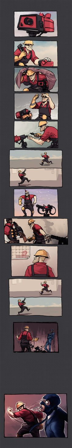 TeamFortress2Club deviantART Gallery