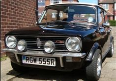 Mini Clubman 1275 GT photos, picture # size: Mini Clubman 1275 GT photos - one of the models of cars manufactured by Mini
