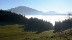 Okolí města Scheibbs, oblast Eisenwürzen. Foto:Calauer. Licence: Creative Commons Attribution ShareAlike 2.5