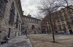 Plaza de la Paja - Madrid See It, Plaza, Spanish, To Go, Landscape, World, Amazing, Illustration, Monuments