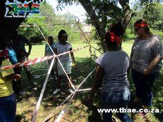Spider's Web Team Building Activity