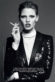 7be47269b8757b Lara Stone in
