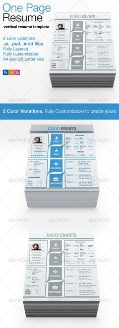 8 sets of free indesign cv resume templates free
