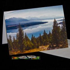 Shop for on Etsy, the place to express your creativity through the buying and selling of handmade and vintage goods. Water Reflections, Windermere, Blank Cards, Pacific Northwest, Rocky Mountains, Photo Greeting Cards, Note Cards, Tapestry, Etsy Shop