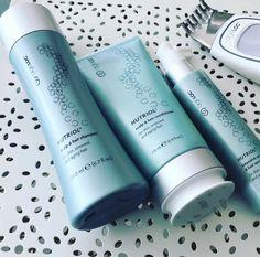 Package deal - 1 x Nutriol Shampoo, 1 x Nutriol Conditioner, 1 x Serum Galvanic Facial, Ageloc Galvanic Spa, Nutriol Shampoo, Scalp Conditions, Hair System, Healthy Scalp, Nu Skin, Hair Scalp, Hair Conditioner