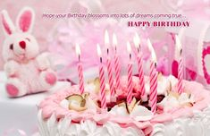 Lovely Cute Birthday Wishes