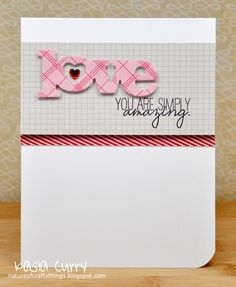 The Nature of Crafty Things: I {heart} papers