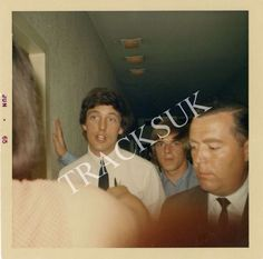 Dave Clark Five Original Snapshot Photograph 1965 USA The Dave Clark Five, Mike Smith, British Invasion, The Originals, Film, Photograph, Pictures, Movie, Photography