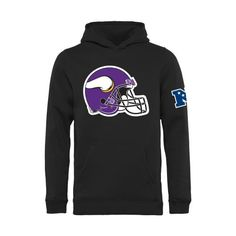 Youth Minnesota Vikings Design Your Own Hoodie - $51.99