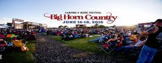 Big Horn Country Festival, USA – Wyoming 8 GIORNI / 7 NOTTI