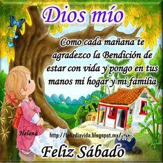 Centro Cristiano para la Familia: Buenos Dias
