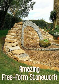 Quiet Corner:DIY - Concrete Garden Edging - Quiet Corner