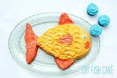 DIY Fish Cake - Really Easy I Promise