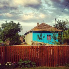 Household in Letea village, Tulcea - Danube delta Danube Delta, Black Sea, Household, Cabin, Traditional, House Styles, Projects, Home Decor, Log Projects