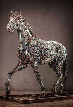 Photo & Edit :Aghil HosseinianSculptor :Hasan Novrozi