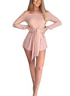 780b1b28d2ab Celebrity Women Black Party Dresses Elegant Ladies Off Shoulder A-Line  Dress Womens Summer Long Sleeve Bodycon Mini Dress