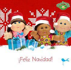 ¡Feliz Navidad! #cabbagepatch #cabbagepatchkids #sketchers #muñeca #niñas #abrazo #palaciodehierro #liverpool #comercialmexicana #walmart #soriana #sears #chedraui #coppel #juguetron #HEB #kids