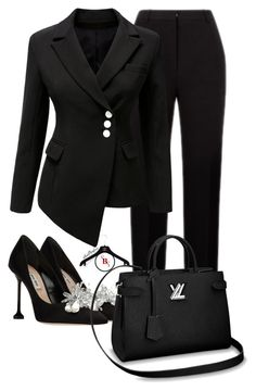 Business Meetings by spivey-adrian on Polyvore featuring polyvore fashion style clothing
