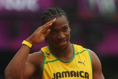 Yohan Blake (@YohanBlake)   Twitter Yohan Blake, Olympic Trials, Usain Bolt, Back On Track, Track And Field, World Championship, Olympic Games, Jamaica, Cricket