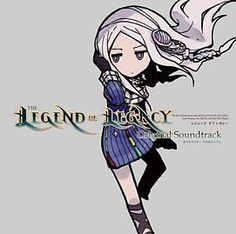 Legend Of Legacy Original Soundtrack Game Music 2CD New