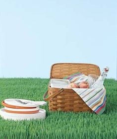 No time is better spent than a Saturday afternoon picnic with food and friends. But spreading out the blanket, unpacking the food, and realizing you forgot to bring along an essential is enough to spoil the day. Use this checklist to make sure your picnic basket is packed with all the important ingredients.
