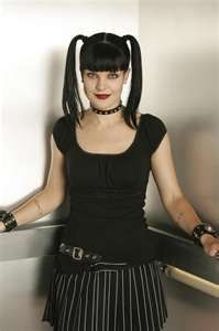 NCIS- Abbs...this actress plays the part perfectly...so cute!