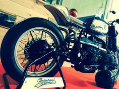 BMW R100RS#Ortolani Customs#Cafe Racer#