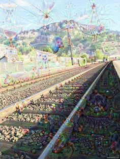 Railroad Tracks, City Photo, Art, Art Background, Kunst, Performing Arts, Train Tracks, Art Education Resources, Artworks