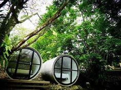 Time Capsule Retreat - Sungai Lembing Town, Kuantan, Pahang, Malaysia.