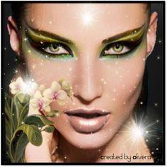 Extreme Bridal Makeup : Extreme Makeup Looks - Mugeek Vidalondon