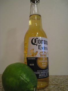 Recipe for Summer Beer  4 Coronas  1 12 oz Frozen Limeade  1 12 oz Vodka