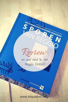 Review: Sporen van Reggio - Reggio Emilia - pedagogiek - jufBianca.nl